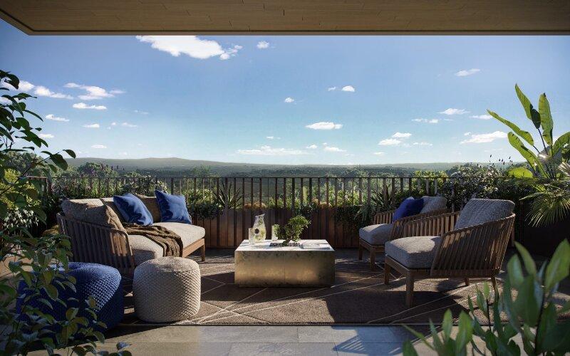 Panorama Colle Veio